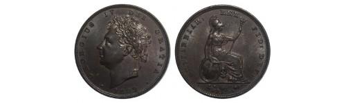 Laureate Bust (1826-1830)