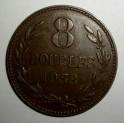 Guernsey - 1938H - 8 Doubles- GVF