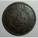 British India - 1908 - 1/12 Anna - VF