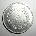 France - 1949 - 5 Francs - NEF