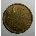 France - 1953 - 10 Francs - GVF+