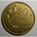 France - 1950 - 20 Francs - EF Traces