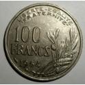 France - 1954 - 100 Francs - GVF
