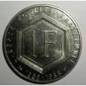 France - 1988 - 1 Franc - EF