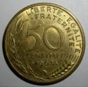 France - 1963 - 50 Centimes - GVF