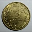 France - 1970 - 5 Centimes - GEF