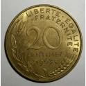 France - 1963 - 20 Centimes - GVF