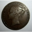 Jersey - 1844 - 1/13 Shilling - VF