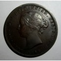 Jersey - 1866 - 1/13 Shilling - VF+