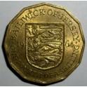 Jersey - 1964 - 1/4 Shilling - EF