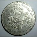 Mexico - 1961 - 1 Peso - GVF