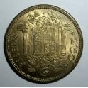Spain - 1953 (1954) - 2.5 Pesetas - GEF