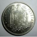 Spain - 1949 (1950) - 5 Pesetas - UNC