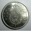 Spain - 1975 (76) - 50 Pesetas - BUNC