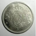 Spain - 1984 - 5 Pesetas - AUNC