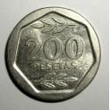 Spain - 1987 - 200 Pesetas - AUNC