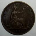 1892 Farthing  NVF+ (CG1892-VB-1A)