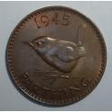 1945 Farthing - AUNC (CG1945-G6-1A)