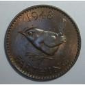 1948 Farthing - EF 5% Lustre (CG1948-G6-1A)