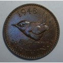 1948 Farthing - EF Lustre traces (CG1948-G6-1A)
