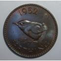 1952 Farthing - EF (CG1952-G6-2A)