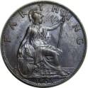 1903 Farthing - GEF+ 80% Lustre (CG1903-E7-1A)
