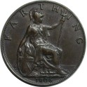 1906 Farthing - GVF (CG1906-E7-1B)