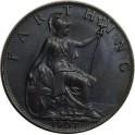 1907 Farthing - UNC (CG1907-E7-1B)