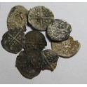 Hammered Farthing Bundle (8 Coins) - (CGHammered)