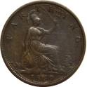 1869 Farthing - NVF (CG1869-VB-3B)