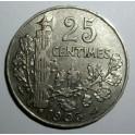 France - 1905 - 25 Centimes - NEF