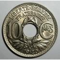 France - 1920 - 10 Centimes - GEF