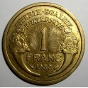 France - 1937 - 1 Franc - GVF