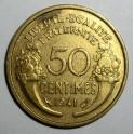 France - 1941 - 50 Centimes - GVF+
