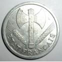 France - 1943 - 2 Francs - VF